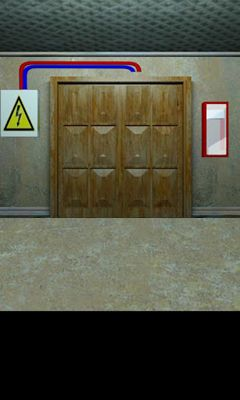 Screenshots of the 100 Doors for Android tablet, phone.