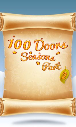 Download 100 Doors: Seasons part 2 Android free game. Get full version of Android apk app 100 Doors: Seasons part 2 for tablet and phone.
