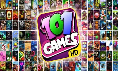 Screenshots of the 101-in-1 Games HD for Android tablet, phone.