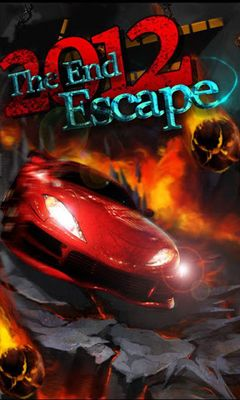 Screenshots of the 2012 The END Escape for Android tablet, phone.