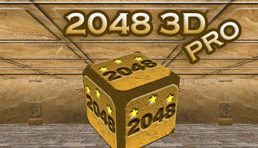 Download 2048 3D pro Android free game. Get full version of Android apk app 2048 3D pro for tablet and phone.
