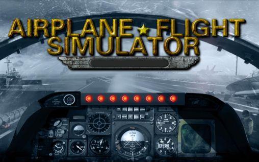 Airplane flight simulator 1_3d_airplane_flight