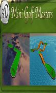 In addition to the game Dragon mania for Android phones and tablets, you can also download 3D Mini Golf Masters for free.