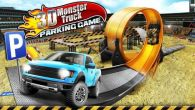 In addition to the game Monopoly Hotels for Android phones and tablets, you can also download 3D Monster truck: Parking game for free.