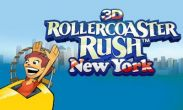 In addition to the game Stand O'Food 3 for Android phones and tablets, you can also download 3D Rollercoaster Rush. New York for free.