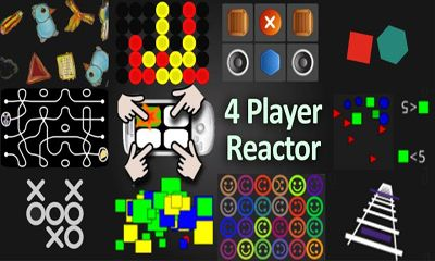 Download 4 Player Reactor Android free game. Get full version of Android apk app 4 Player Reactor for tablet and phone.
