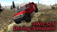 In addition to the game Shipwrecked for Android phones and tablets, you can also download 4WD SUV driving simulator for free.