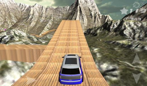 4x4 Hill climb racing 3D - Android game screenshots. Gameplay 4x4 Hill