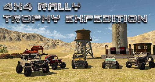 Download 4x4 rally: Trophy expedition Android free game. Get full version of Android apk app 4x4 rally: Trophy expedition for tablet and phone.