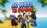 In addition to the game Baseball Superstars 2013 for Android phones and tablets, you can also download 50 Ways to Survive for free.