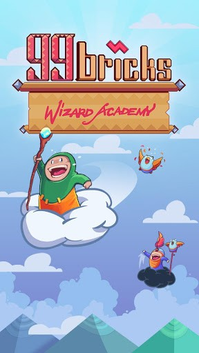 Download 99 bricks: Wizard academy Android free game. Get full version of Android apk app 99 bricks: Wizard academy for tablet and phone.
