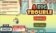 In addition to the game Farkle Dice for Android phones and tablets, you can also download A Big Trouble for free.