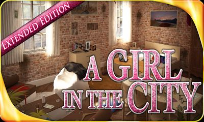 Screenshots of the A Girl in the City HD for Android tablet, phone.