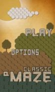 In addition to the game Doodle Basketball for Android phones and tablets, you can also download aMaze classic for free.