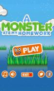 In addition to the game Tilt Racing for Android phones and tablets, you can also download A Monster Ate My Homework for free.