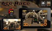 In addition to the game Golf Battle 3D for Android phones and tablets, you can also download Ace Race Overdrive for free.