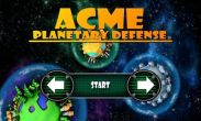 In addition to the game Let's Golf! 3 for Android phones and tablets, you can also download ACME Planetary Defense for free.