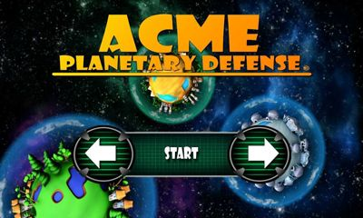 Download ACME Planetary Defense Android free game. Get full version of Android apk app ACME Planetary Defense for tablet and phone.