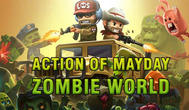 In addition to the game Dominoes Deluxe for Android phones and tablets, you can also download Action of mayday: Zombie world for free.