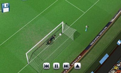 Screenshots of the Active Soccer for Android tablet, phone.
