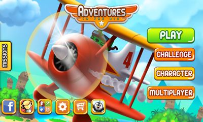Download Adventures in the air Android free game. Get full version of Android apk app Adventures in the air for tablet and phone.