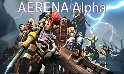 Screenshots of the Aerena Alpha for Android tablet, phone.