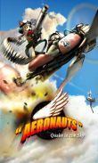 In addition to the game LEGO Legends of Chima: Speedorz for Android phones and tablets, you can also download Aeronauts Quake in the Sky for free.