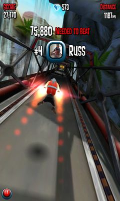 Screenshots of the Agent Dash for Android tablet, phone.