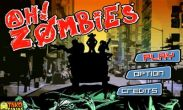 In addition to the game Greedy Mouse for Android phones and tablets, you can also download Ah! Zombies for free.