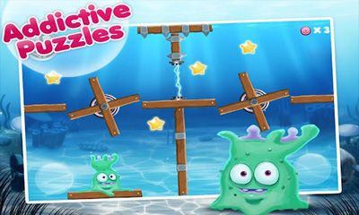 Screenshots of the Alien Fishtank Frenzy for Android tablet, phone.