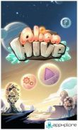 In addition to the game Drums HD for Android phones and tablets, you can also download Alien Hive for free.