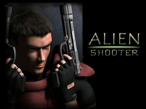 Screenshots of the Alien shooter for Android tablet, phone.