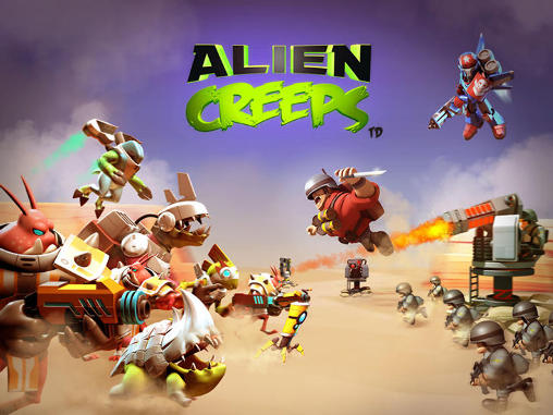 Download Alien сreeps TD Android free game. Get full version of Android apk app Alien сreeps TD for tablet and phone.