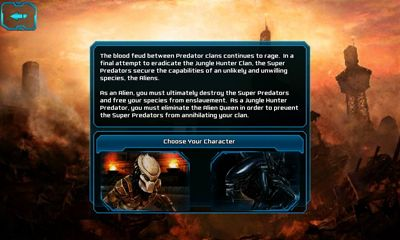 Screenshots of the AVP: Evolution for Android tablet, phone.