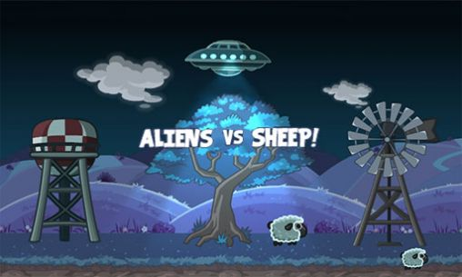 Download Aliens vs sheep Android free game. Get full version of Android apk app Aliens vs sheep for tablet and phone.