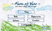 In addition to the game  for Android phones and tablets, you can also download Alone At War for free.