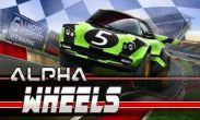 In addition to the game Real Steel HD for Android phones and tablets, you can also download Alpha Wheels Racing for free.