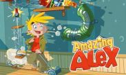 In addition to the game Dragon mania for Android phones and tablets, you can also download Amazing Alex HD for free.