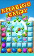 In addition to the game Ant Raid for Android phones and tablets, you can also download Amazing candy for free.