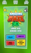 In addition to the game The Age of Warcraft for Android phones and tablets, you can also download Amazing Maze 3D Deluxe for free.