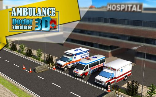 Download Ambulance: Doctor simulator 3D Android free game. Get full version of Android apk app Ambulance: Doctor simulator 3D for tablet and phone.