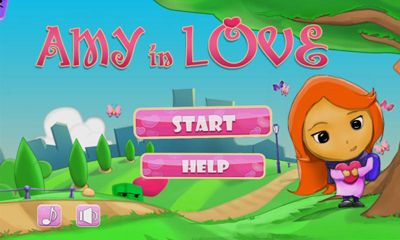 Screenshots of the Amy In Love  for Android tablet, phone.