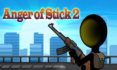 Screenshots of the Anger of Stick 2 for Android tablet, phone.