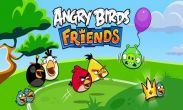 In addition to the game V for Vampire for Android phones and tablets, you can also download Angry Birds Friends for free.