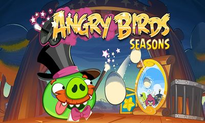 Download Angry Birds Seasons - Abra-Ca-Bacon! Android free game. Get full version of Android apk app Angry Birds Seasons - Abra-Ca-Bacon! for tablet and phone.