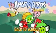 In addition to the game Dominoes for Android phones and tablets, you can also download Angry Birds Seasons Back To School for free.