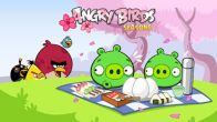 In addition to the game  for Android phones and tablets, you can also download Angry Birds Seasons: Cherry Blossom Festival for free.