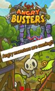 In addition to the game Bunny Skater for Android phones and tablets, you can also download Angry Busters for free.