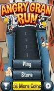 In addition to the game Into the dead for Android phones and tablets, you can also download Angry Gran Run for free.