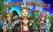 In addition to the game Magic 2014 for Android phones and tablets, you can also download Angry Heroes for free.